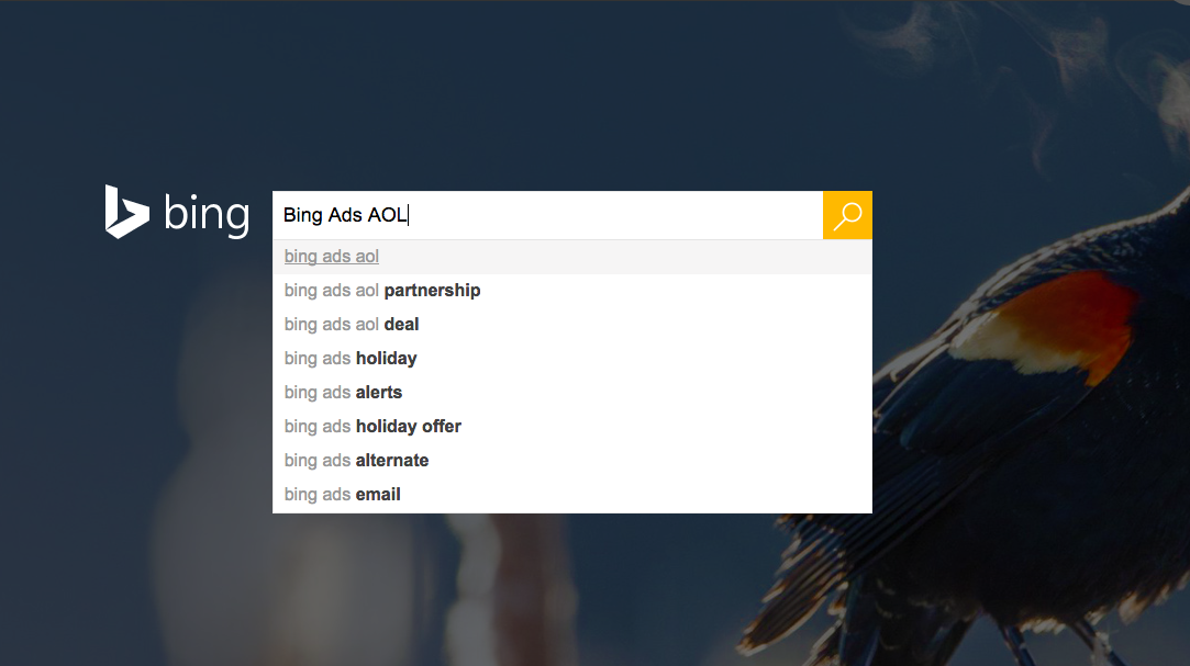 Here's What's Changing With Bing Ads Now That It Includes AOL