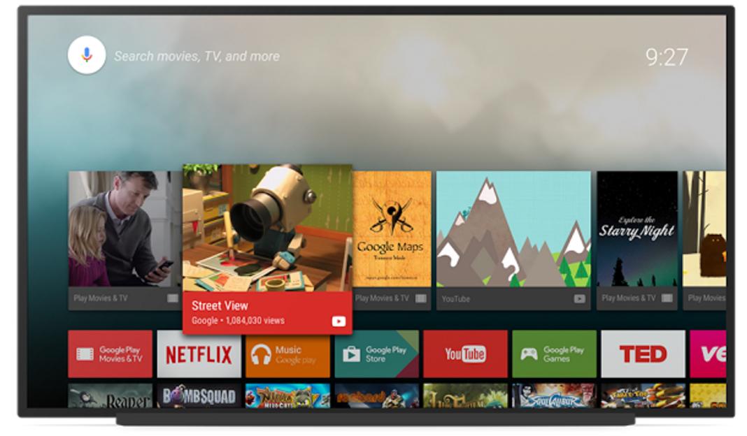 Google Announces New Android TVs, Google Cast Speakers