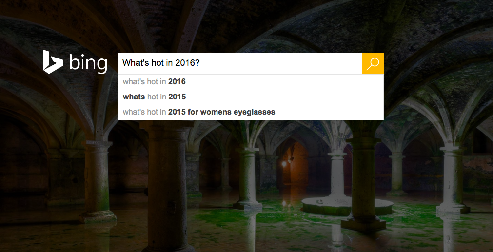 Bing Talks 2016 Search Predictions, Looks At '15 Trends