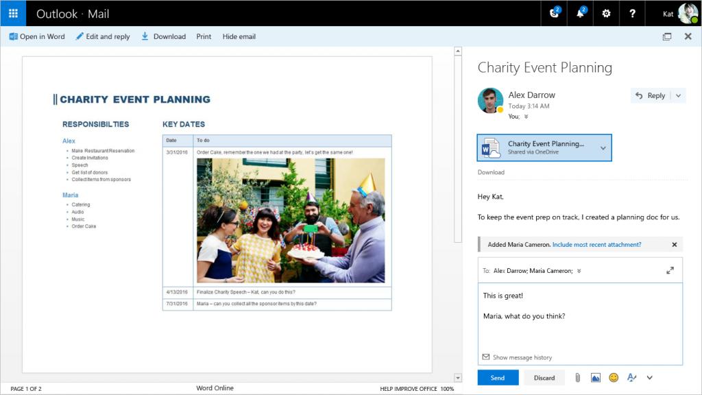 Microsoft Pilots Outlook.com Premium Email Service
