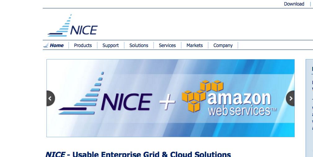 Amazon Is Acquiring Software Company NICE