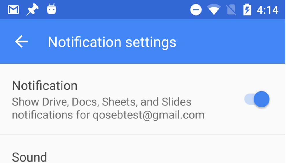 Google Docs, Sheets, & Slides Get Improvements on Android
