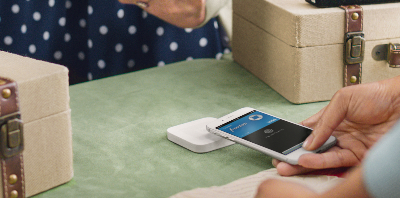 New Square Reader Hits Apple Stores