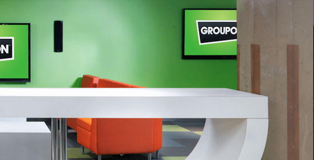 Groupon's 'Stronger Than Expected' Earnings Out