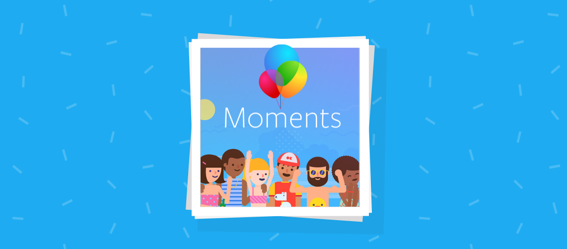 Facebook Moments App Gets Video Sharing