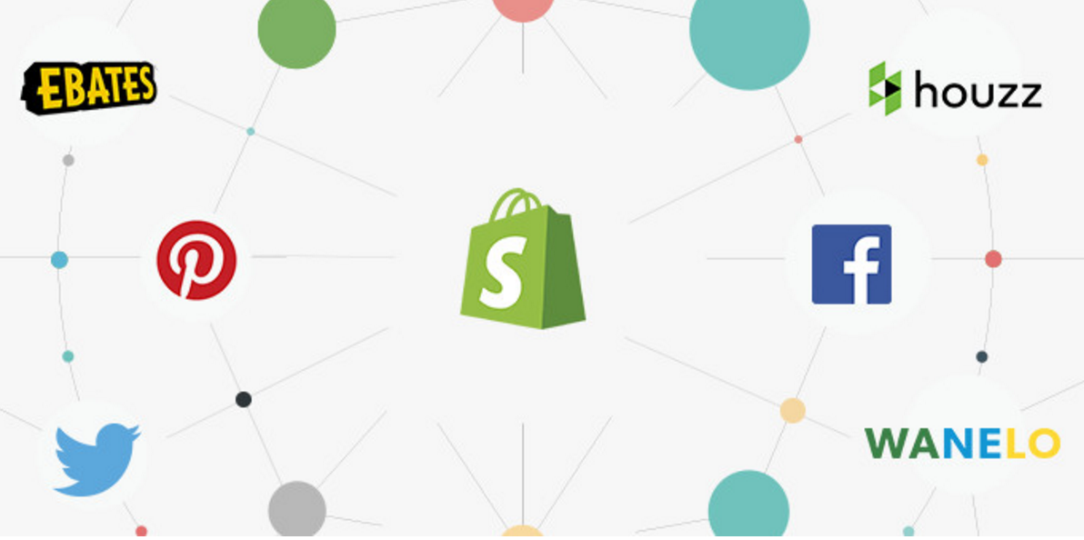 Shopify Adds Sales Channels To Help You Sell From More Places