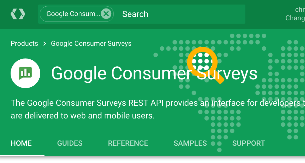 Google Launches Consumer Surveys API To Integrate Surveys Into Your Apps