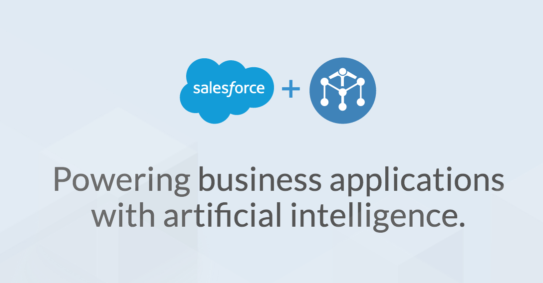 Salesforce Acquires MetaMind To Add AI to Services
