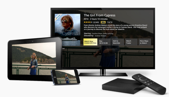 Amazon Launches YouTube Competitor, Amazon Video Direct