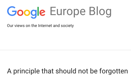 France Wants To Impose Its Laws On Google Worldwide