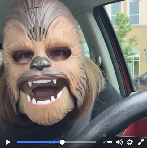 Chewbacca Mom Facebook Video Powerful Marketing For Kohl's