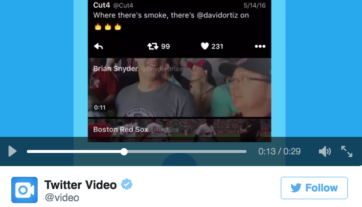 Video Tweets & Vines Increase To 140 Seconds