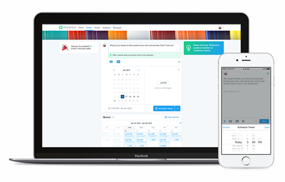 Twitter Dashboard - New Tool for Businesses to Connect with Customers