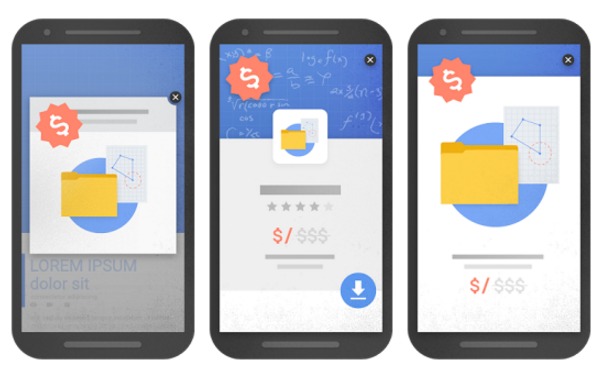 Google To Lower Mobile Search Ranking of Sites with Interstitials