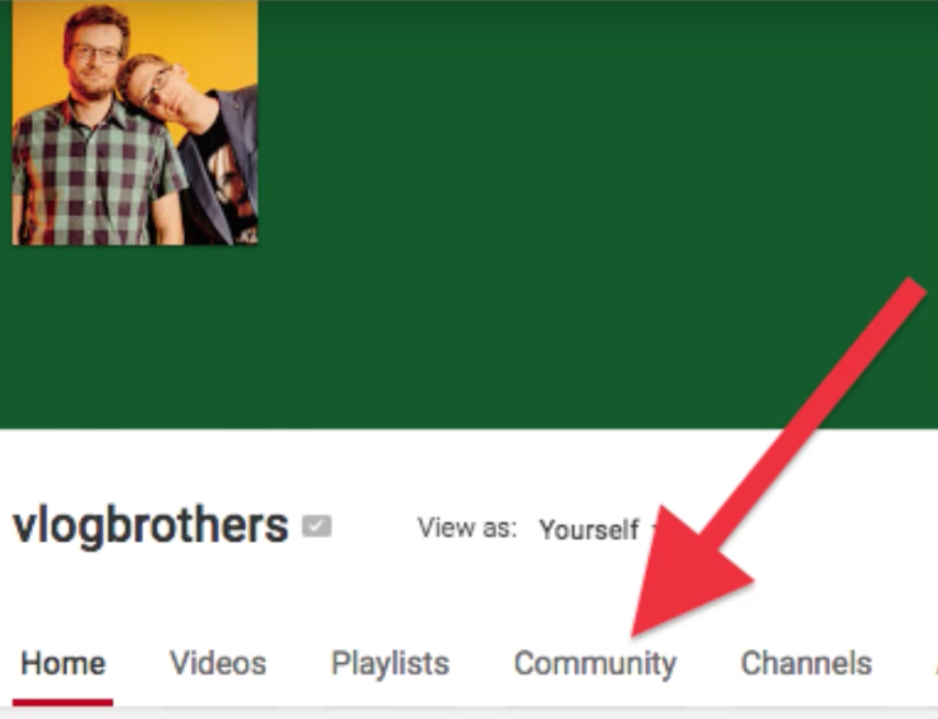 New YouTube Community Tab Makes It a True Social Platform... and a Facebook Competitor