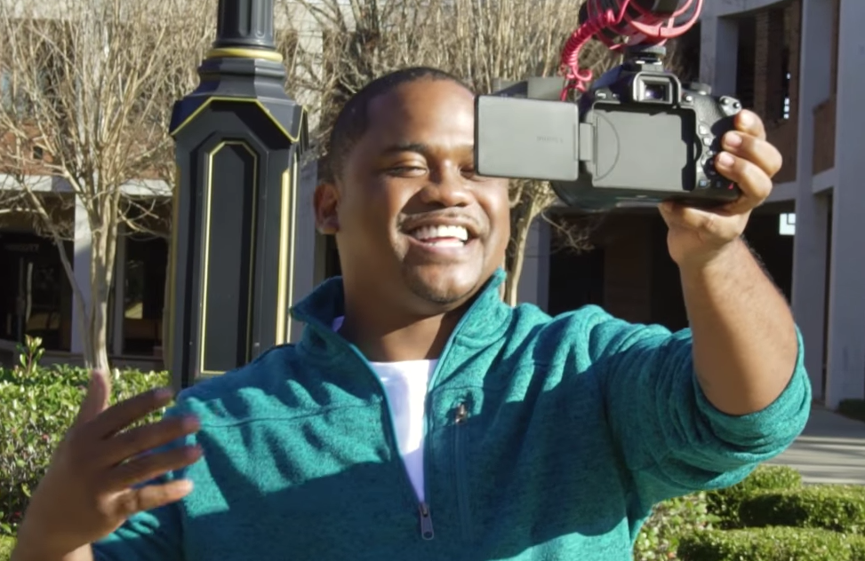 Fired From Bakery Job, Alonzo Lerone Resets His Life as a Successful YouTube Creator