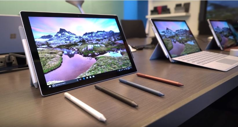 Microsoft Launches Latest Surface Pro With 13-Hour Battery Life