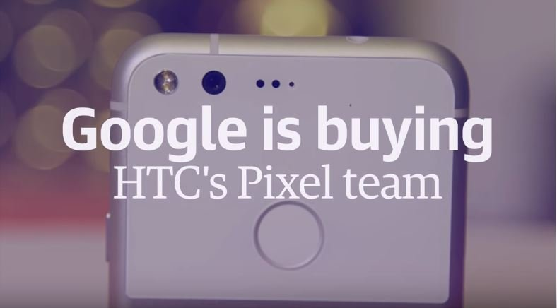 Google and HTC Team Up to Challenge Apple's iPhone