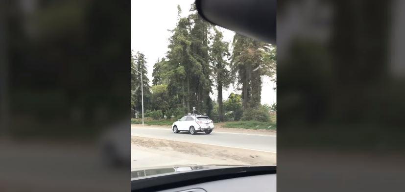 Apple Seen Testing Its Self-Driving Car Platform