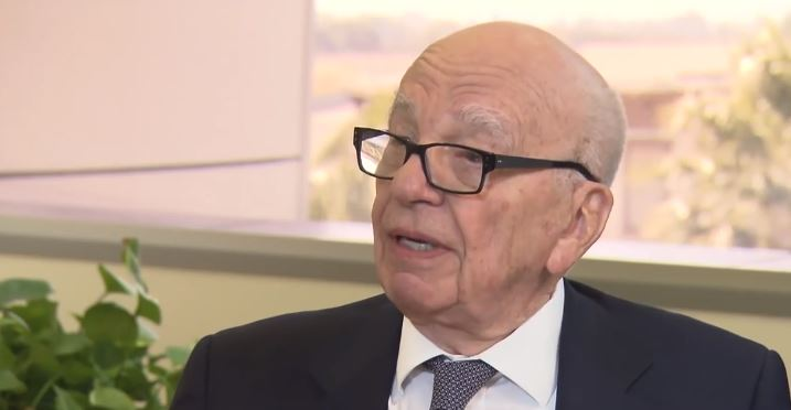 Rupert Murdoch's Solution to Facebook's Fake News Problem: Pay the Publishers