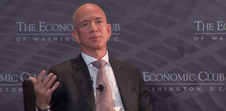 Inside the Mind of Jeff Bezos as He Reveals the Secret Sauce of Amazon