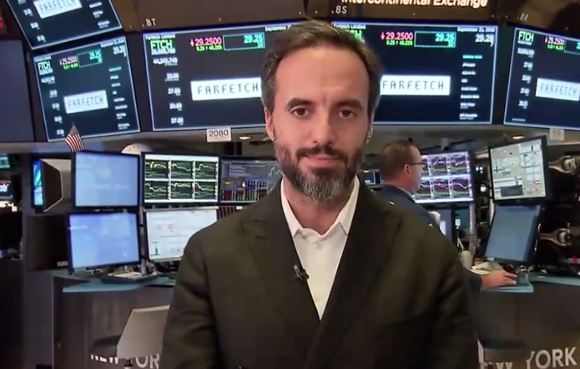 Luxury Online Retailer Farfetch Focusing on Technology to Improve the Consumer Experience
