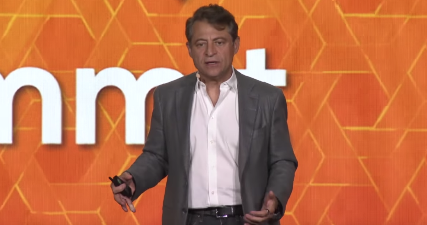 Peter Diamandis: The World is Not Just Changing Fast, It's Accelerating