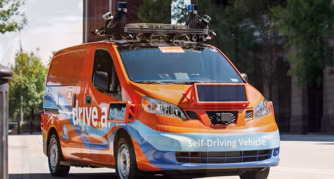 Drive.AI Launches Free Self-Driving Car Service in Arlington, Texas
