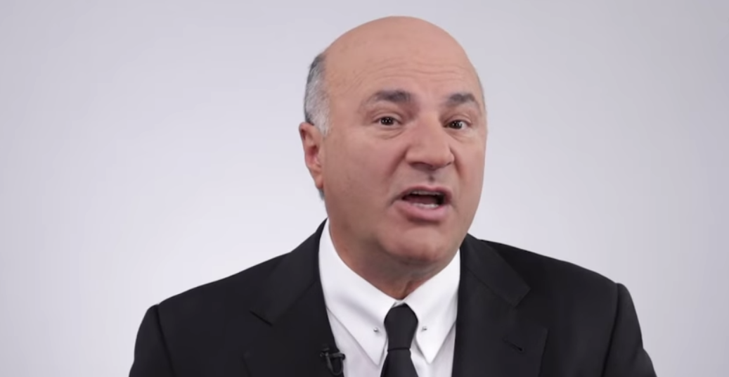 Kevin O'Leary: The Secret of a Successful Pitch