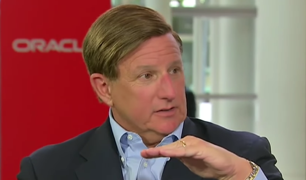 Oracle CEO: What's In Our DNA Deeply is to Build for the Future