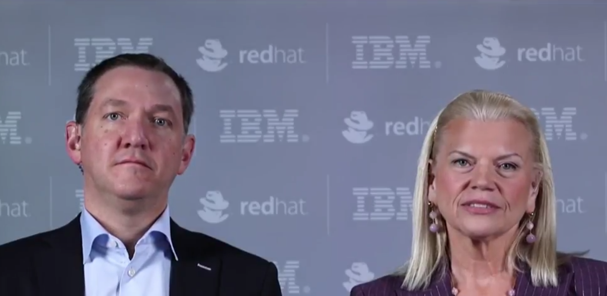 IBM CEO: Red Hat Purchase is About Resetting the Cloud Landscape