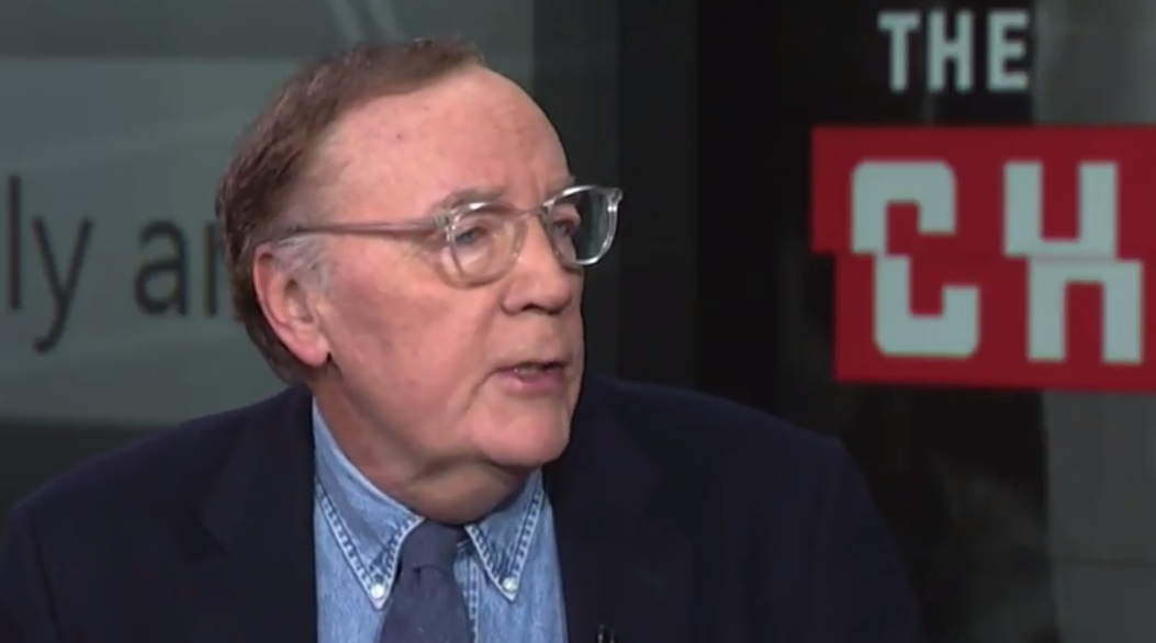James Patterson Says He is Releasing New Book 'The Chef' on Facebook Messenger