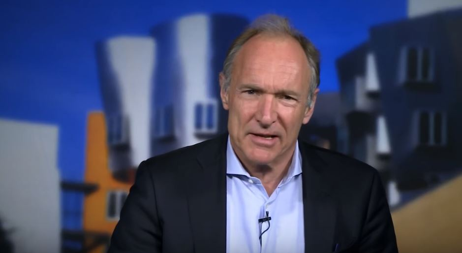 Inventor of the Web Reveals Disruptive Plan to Solve Data Security Issues