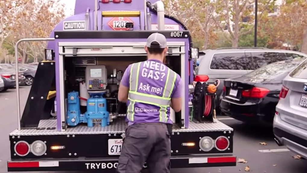 Booster Brings On-Demand Business Model to Gasoline