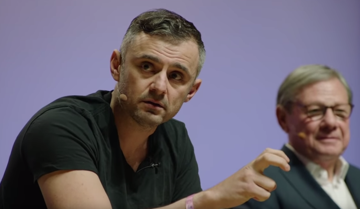 GaryVee: Everybody's So Over-Leveraged They Don't Have Businesses