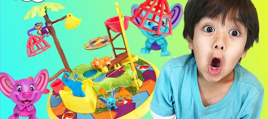 This 7-Year-Old Kid Raked in $22 Million Reviewing Toys on YouTube