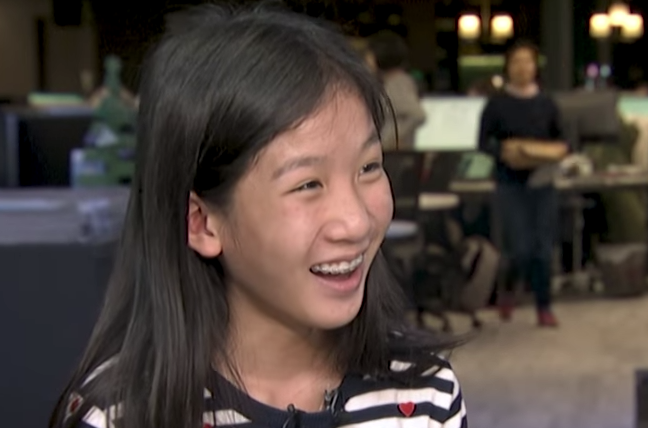 Hillary Yip: 13-Year-Old Tech CEO Phenom