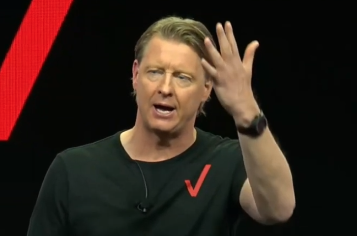 The Fourth Industrial Revolution Will Be Built on 5G, Says Verizon CEO