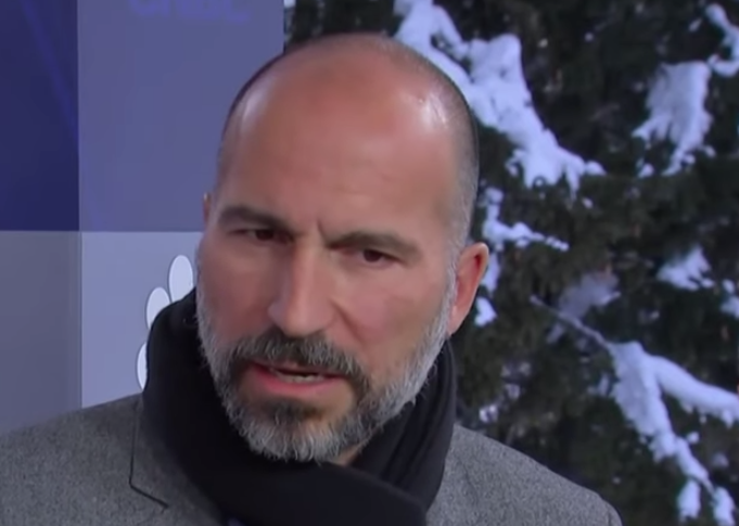 Uber CEO: Autonomous is an Enormous Technology