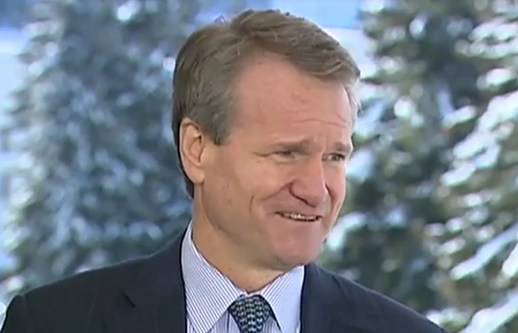 It Takes Both High-Touch and High-Tech, Says Bank of America CEO