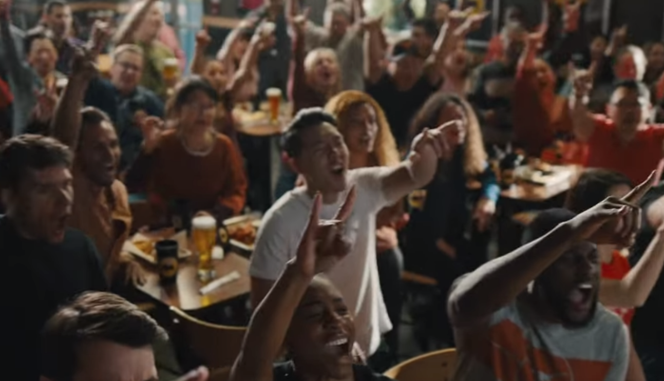"""It's """"Game On"""" for Buffalo Wild Wings New Brand Architecture, Says CMO"""