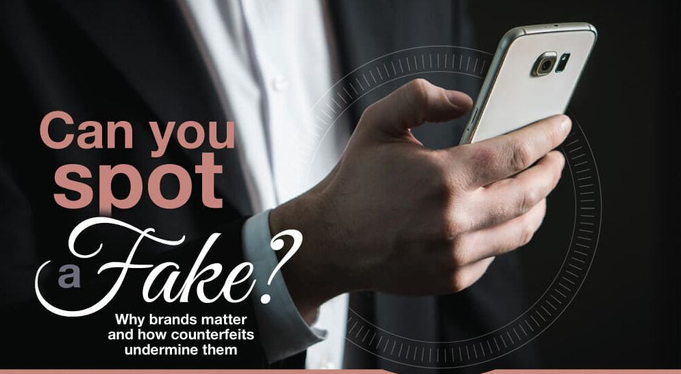 Counterfeits Wreck The Economy - Here's How