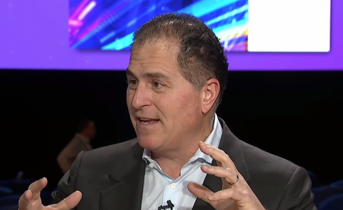 Michael Dell Predicts in 10 Years More Computed Data on the Edge Than Cloud