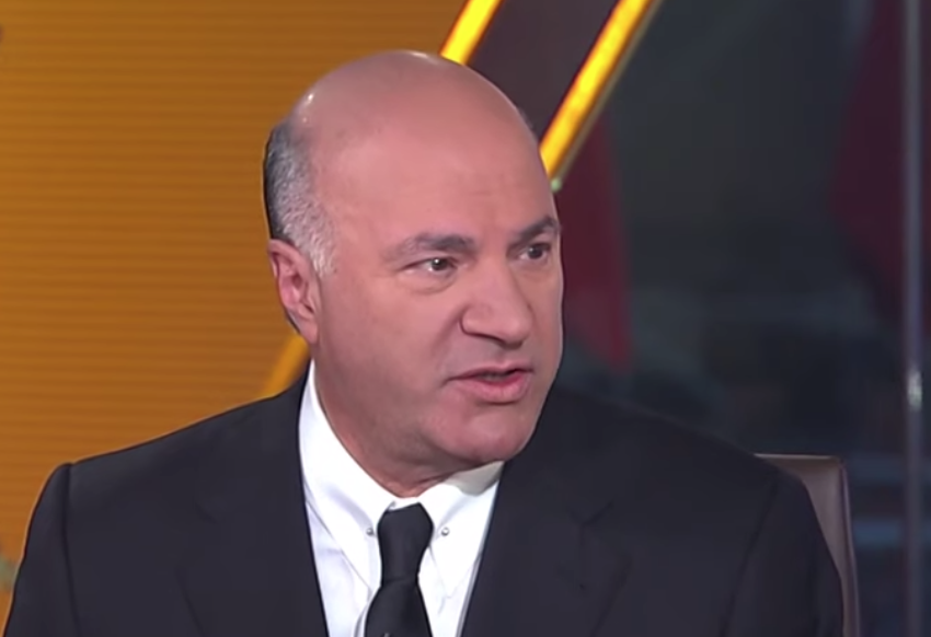 Shark Tank's Kevin O'Leary says Bitcoin is worthless