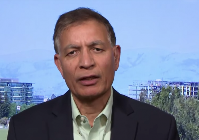 Zscaler CEO Jay Chaudhry - discruping old-school legacy security