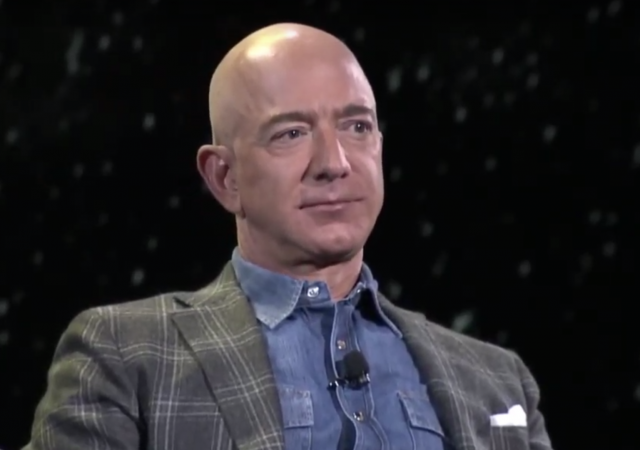 Amazon's Jeff Bezos: We Need To Have Billion Dollar Scale Failures