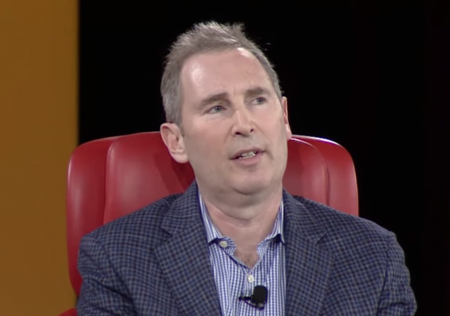 We Are Iterating At a Faster Clip, Says Amazon Web Services CEO Andy Jassy