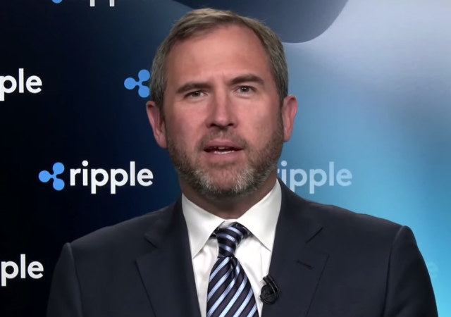 Incredibly Positive For Blockchain Market to Have Facebook Leaning In, Says Ripple CEO Brad Garlinghouse