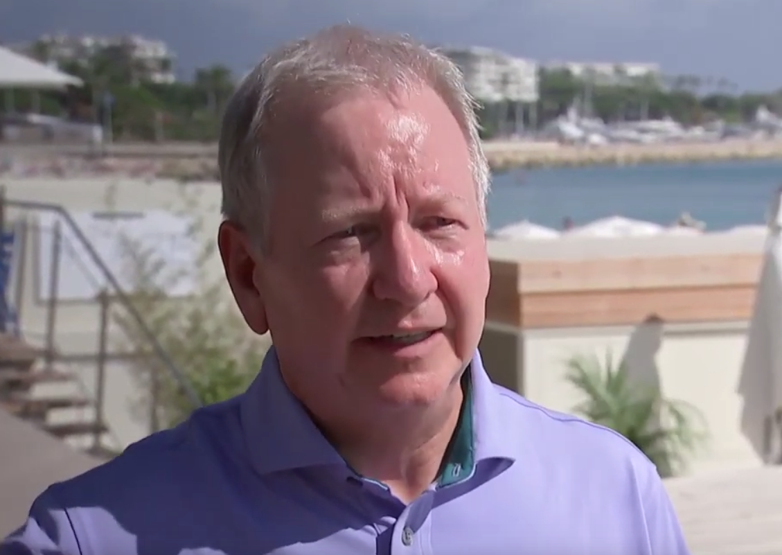 The Disruption In Our Industry, It's Manic, Says Ogilvy CEO John Seifert