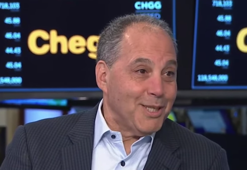 Apple Is Trying To Be A Subscription Company, Says Chegg Chegg CEO Dan Rosensweig